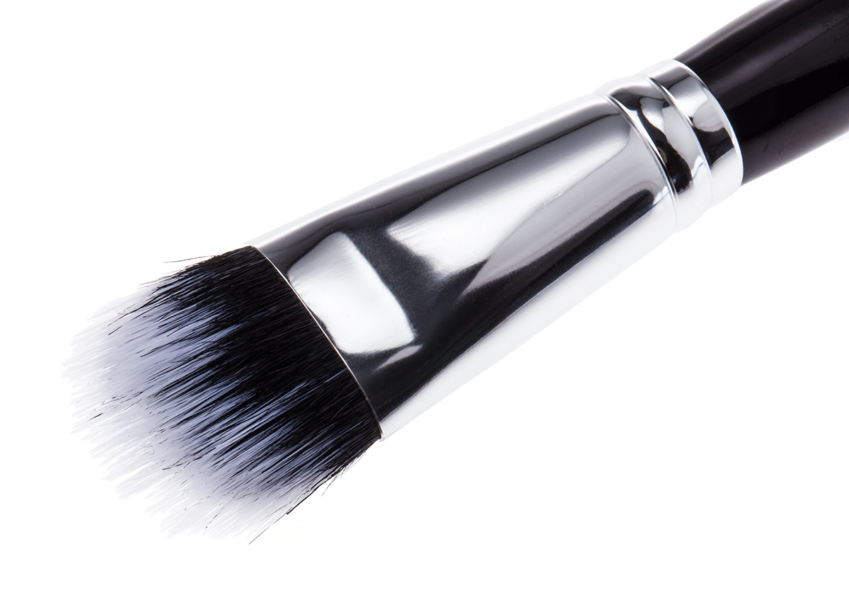 Meduim Black Two Tone Brush